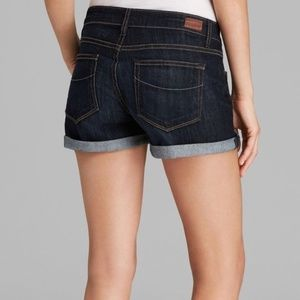 paige Jimmy Jimmy Short Juliana Blue Denim Shorts
